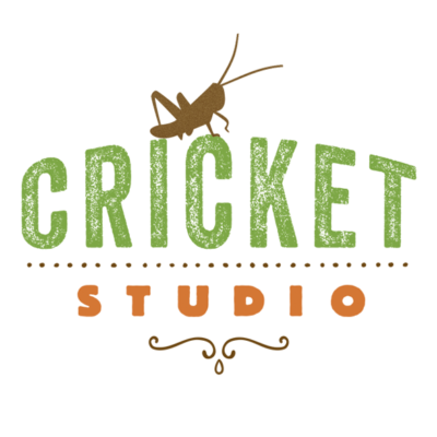 Cricket Studio | Creating a Brand for an Upcycling Artist