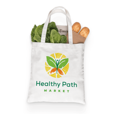Healthy Path Market | Branding a Health Food Market