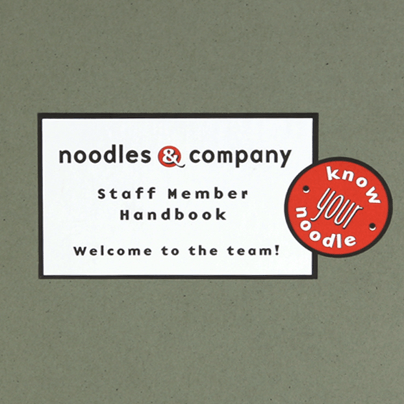 Noodles And Company Logo noodles & company | branding a restaurant chain | mckenna daniels