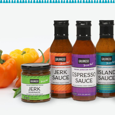 Galangso | Branding Sauces and Marinades