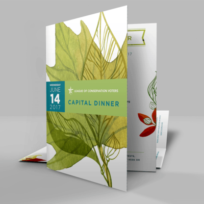League of Conservation Voters | Capital Dinner 2017