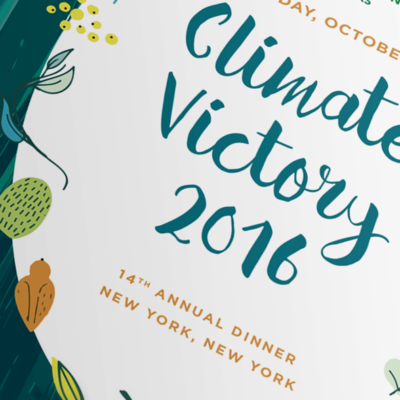 League of Conservation Voters | Climate Victory Dinner